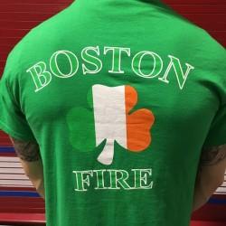 Green Irish Design - Short Sleeve