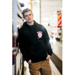 Boston Fire Landmark Fleece Hoodie
