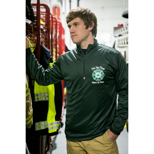 Irish Design Moisture Wicking Pullover
