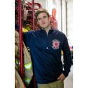 New England Firefighters Moisture Wicking Pullover
