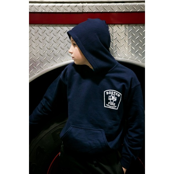 Station Style Youth Hockey Themed Hoodie