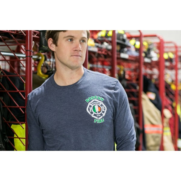 Irish Design Local 718 - Long Sleeve