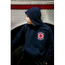 New England Firefighters Youth Hoodies