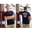 Boston Fire Baseball 1678 - Short Sleeve