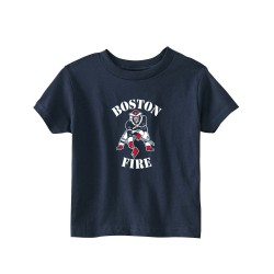Boston Fire Football Infants/Toddlers