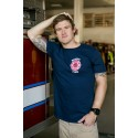 Boston Fire Football short-sleeve tee