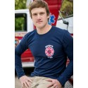 Boston Fire Football long-sleeve tee