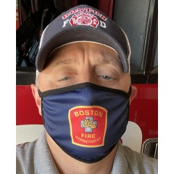 BFD Face Mask - Blue