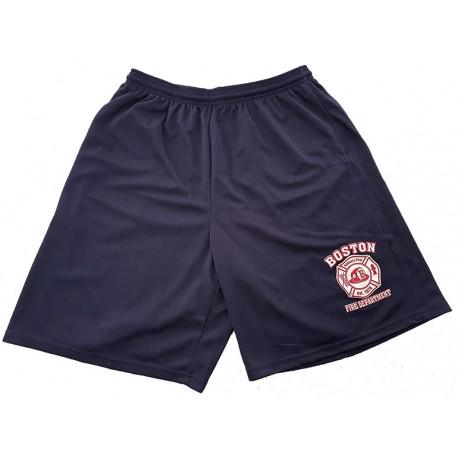 Boston Fire Maltese Cross Shorts