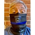 Boston Police Face Covering / Neck Gaiter