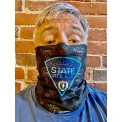 Massachusetts State Police Face Covering / Neck Gaiter