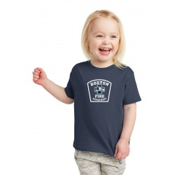 Infants / Toddlers Navy Blue Short Sleeve Shirt - Station
