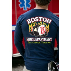 Duty, Honor, Tradition Long Sleeve Shirt
