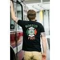 Boston Fire St. Patrick's Day - Short Sleeve
