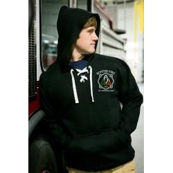 Boston St. Patrick's Day - Hockey Style Hoodies