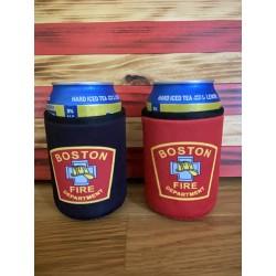 Boston Fire Department Koozies