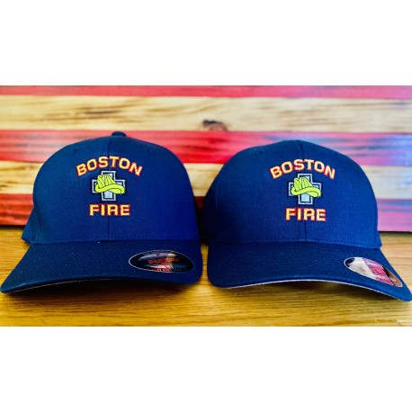 Boston Fire Dept. Cap