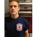 Short Sleeve Shirt Adult - New England FF's