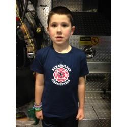 Infants / Toddlers Shirt - New England FFs
