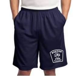 Boston Fire / Station Mesh Shorts