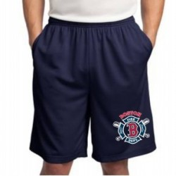 Boston Fire / Baseball Mesh Shorts