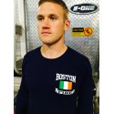 Irish Flag + Shamrock - Long Sleeve