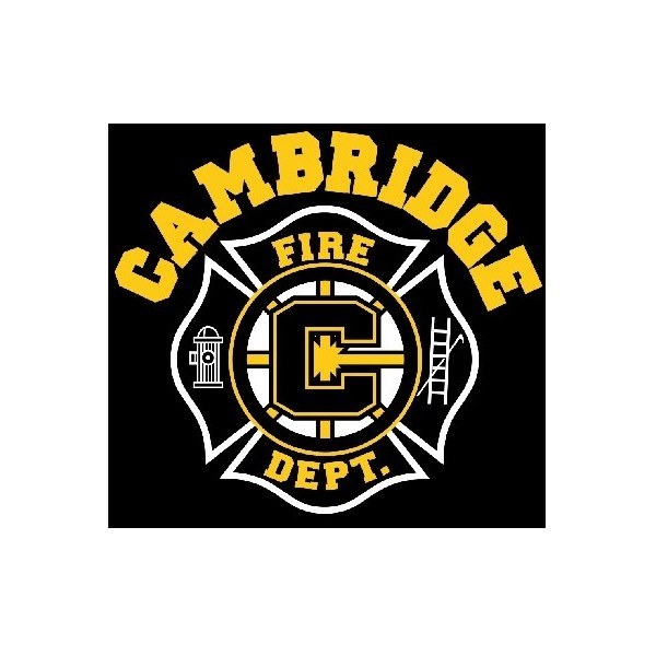 Cambridge Fire - Youth Hooded Sweatshirt - Hockey