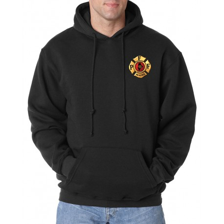 PFFM Hooded Sweatshirt - Black