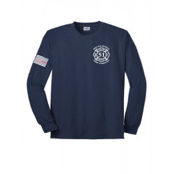 South Media Engine 51 - Rescue 51 Long-Sleeve Tees