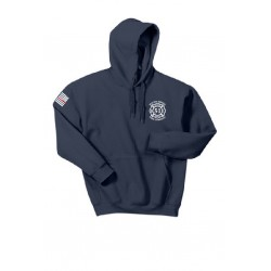South Media Engine 51 - Rescue 51 Hooded Sweatshirts