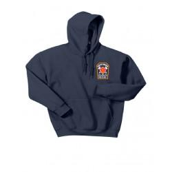 South Media Fire Company Station Hooded Sweatshirts
