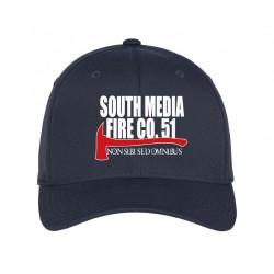 South Media Axe Baseball Caps
